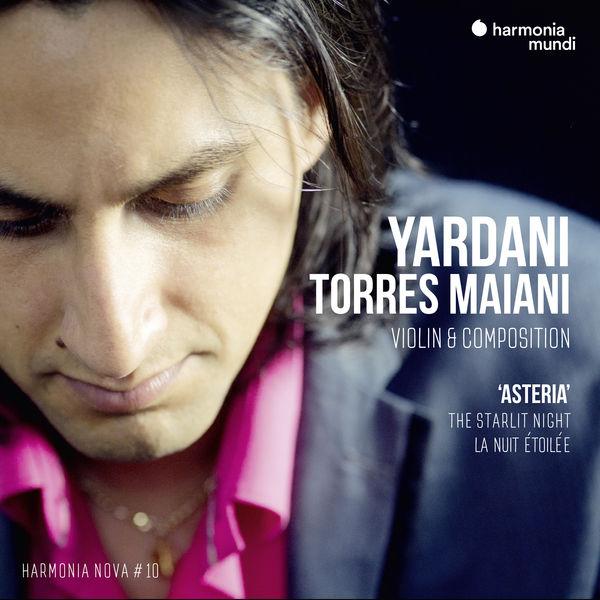 Yardani Torres Maiani - Yardani Torres Maiani - Asteria - harmonia nova #10