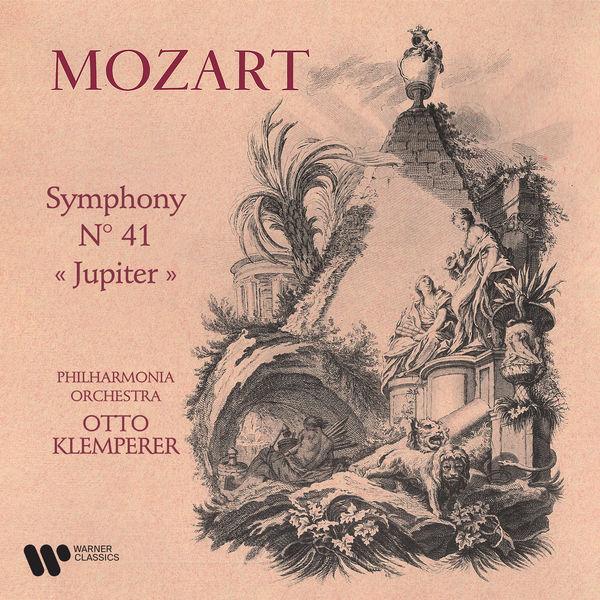 "Philharmonia Orchestra - Mozart: Symphony No. 41, K. 551 ""Jupiter"""