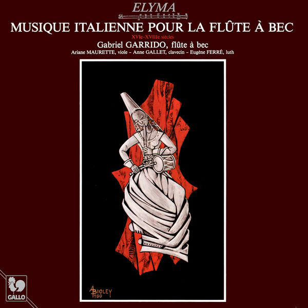 Ensemble Elyma - Italian Music for Flute Recorder
