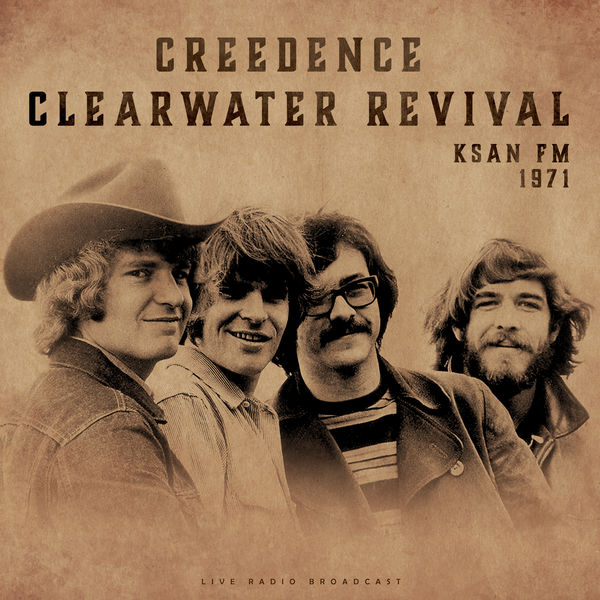 Creedence Clearwater Revival - KSAN FM 1971