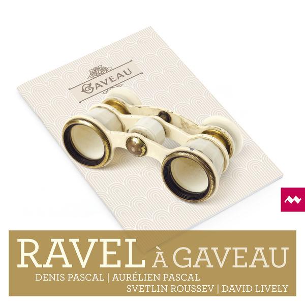 Denis Pascal - Ravel à Gaveau