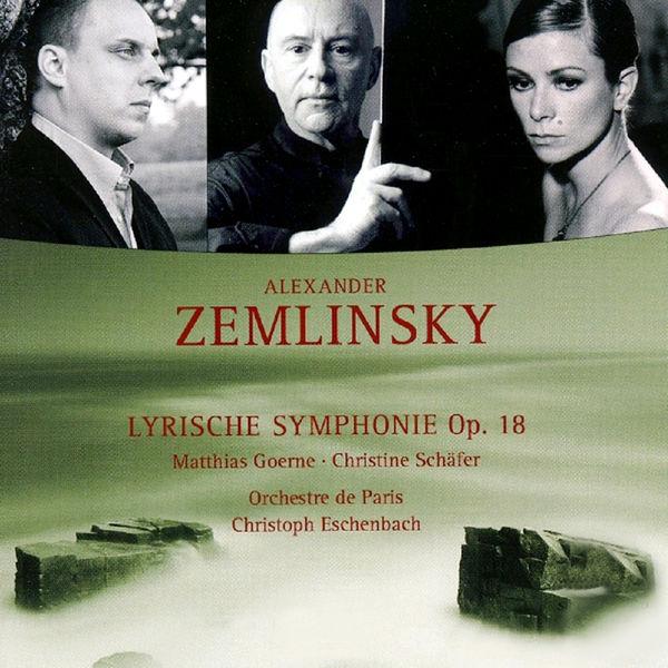 Orchestre de Paris - Zemlinsky: Lyric Symphony