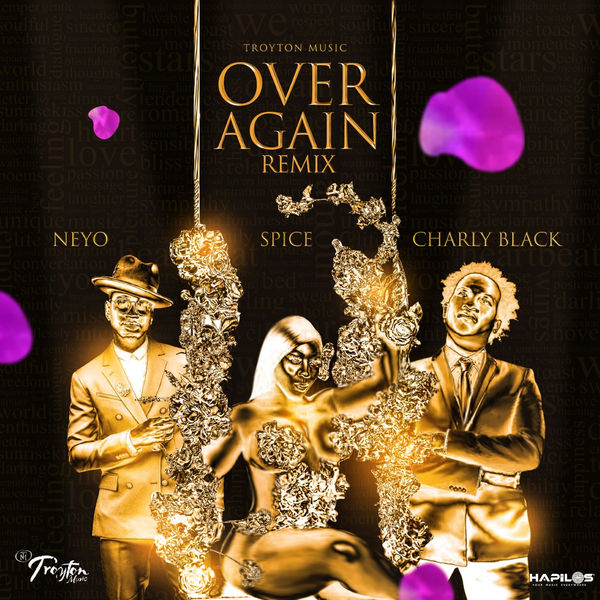 Charly Black - Over Again (Remix)