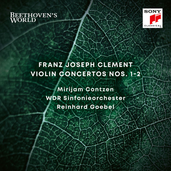 Reinhard Goebel - Beethoven's World - Clement: Violin Concertos Nos. 1 & 2