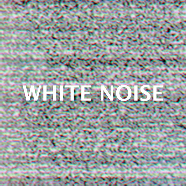 Background White Noise / Continuous Loopable Hi-Res Sounds | White