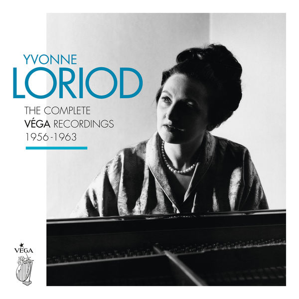 Yvonne Loriod - The Complete Véga Recordings 1956-1963