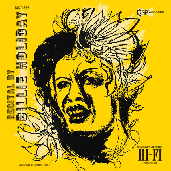 Billie Holiday – Recital (1956/2019) [24bit FLAC]