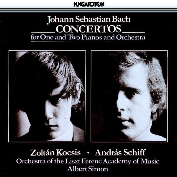 Zoltán Kocsis|Bach: Keyboard Concertos, Bwv 1052, Bwv 1053, Bwv 1060 and Bwv 1061