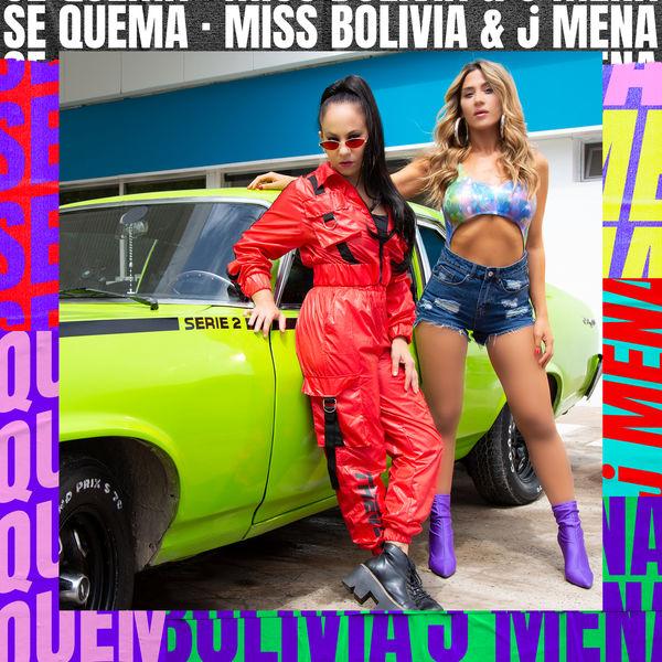 Miss Bolivia - Se Quema