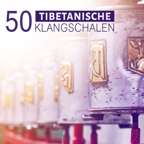 Muskelentspannung Musik Welt - 50 tibetanische Klangschalen: Meditationsmusik mit Naturgeräuschen für Chakra Heilung, Shakuhachi Flöte Musik, Zen Melodie, Entspannungsmusik und Ruhe instrumental Hintergrundmusik