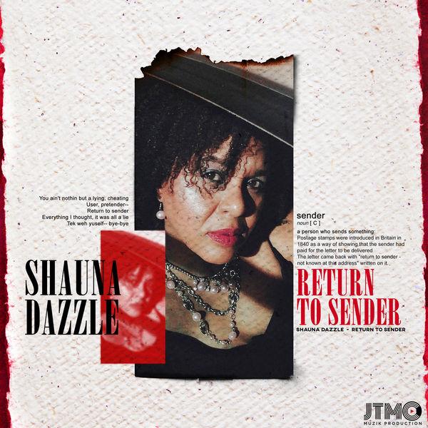 Shauna Dazzle Return To Sender