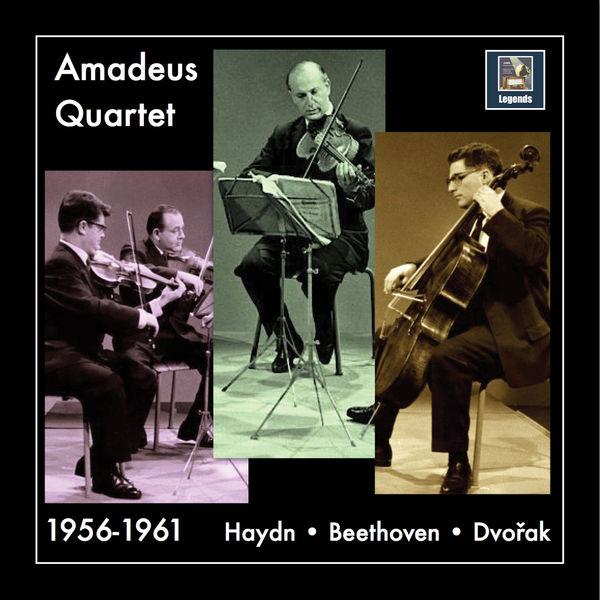 Amadeus Quartet - Amadeus Quartet 1956-1961: Haydn, Beethoven & Dvořák (Remastered 2018)