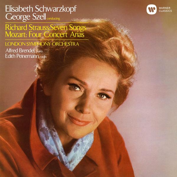 Elisabeth Schwarzkopf - Strauss: Seven Songs - Mozart: Concert Arias