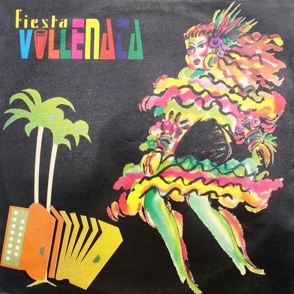 Fiesta Vallenata - Fiesta Vallenata vol. 21 1995