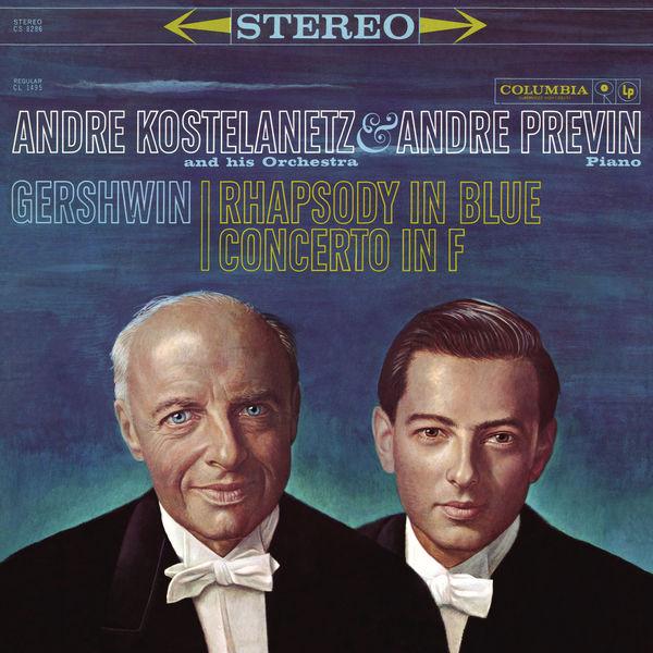 André Previn - Gershwin: Concerto in F Major & Rhapsody in Blue