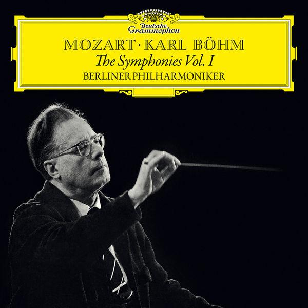 Karl Böhm - Mozart: The Symphonies Vol.I