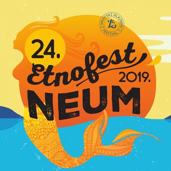 Razni izvođači - 24. Etnofest Neum 2019.
