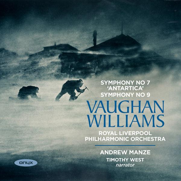 Ralph Vaughan Williams - Vaughan Williams: Sinfonia Antartica, Symphony No. 9
