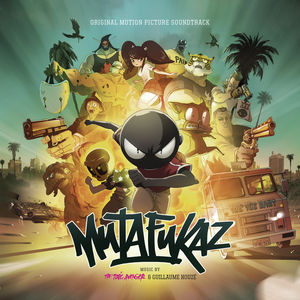 "Afficher ""Mutafukaz, B.O."""