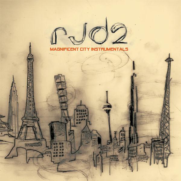 RJD2 - Magnificent City Instrumentals