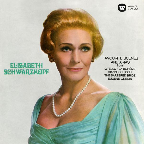 Elisabeth Schwarzkopf - Favourite Scenes and Arias