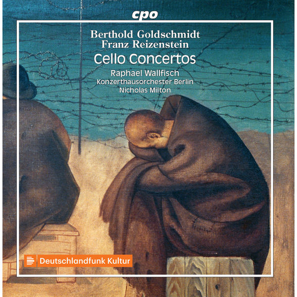 Raphael Wallfisch - Goldschmidt & Reizenstein : Cello Concertos