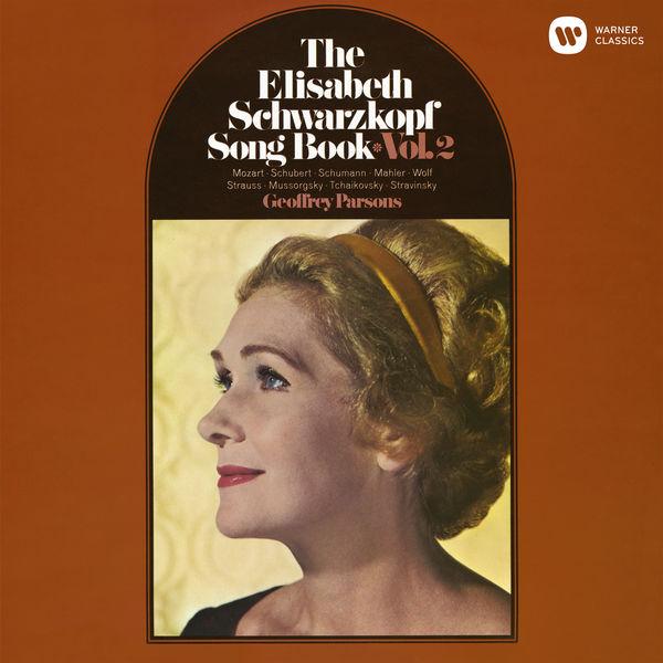 Elisabeth Schwarzkopf - The Elisabeth Schwarzkopf Song Book, Vol. 2