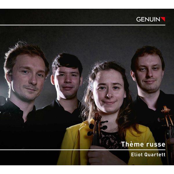 Eliot Quartett - Thème russe