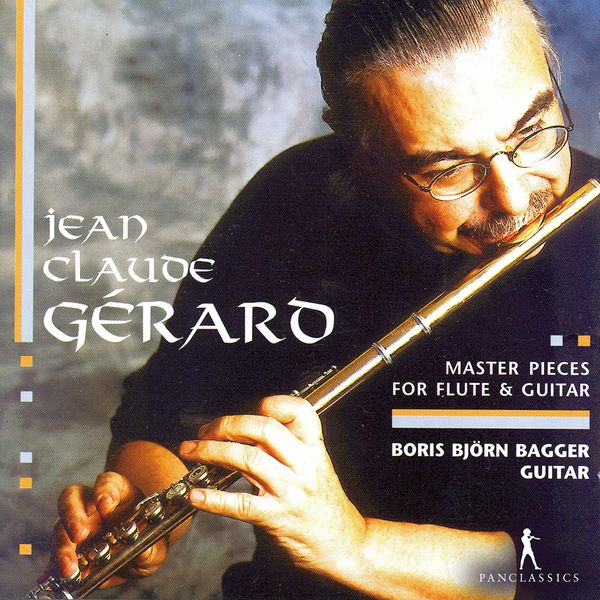 Jean-Claude Gérard - Masterpieces for Flute & Guitar