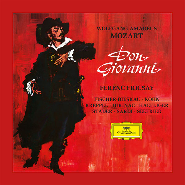 Ferenc Fricsay - Mozart: Don Giovanni
