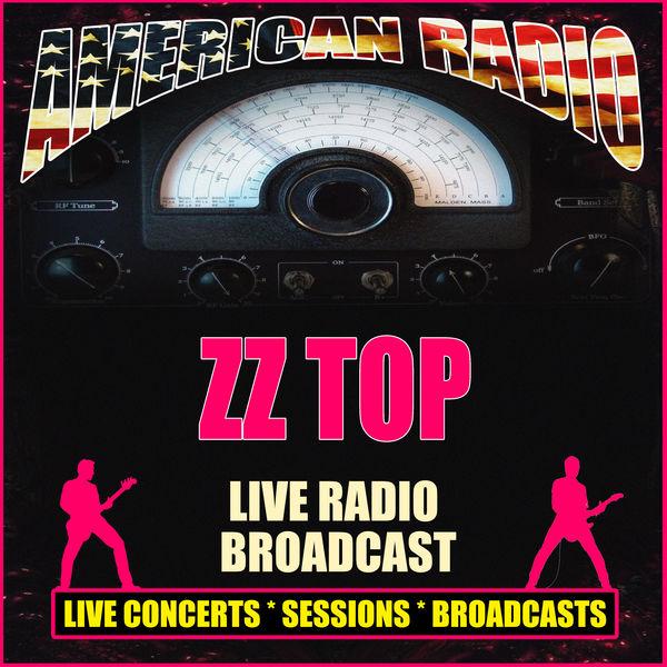 ZZ Top - Live Radio Broadcast