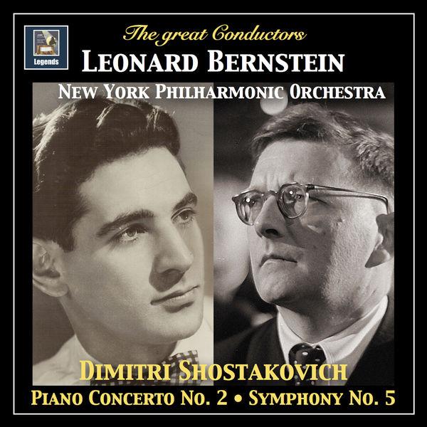New York Philharmonic - The Great Conductors: Leonard Bernstein Conducts Shostakovich (Remastered 2017)