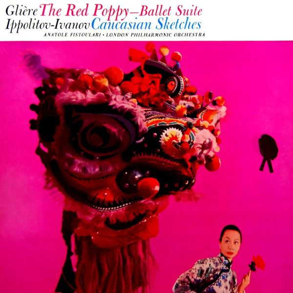 London Philharmonic Orchestra - The Red Poppy Ballet Suite