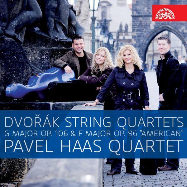 Pavel Haas Quartet Dvořák: String Quartets Nos. 12 & 13