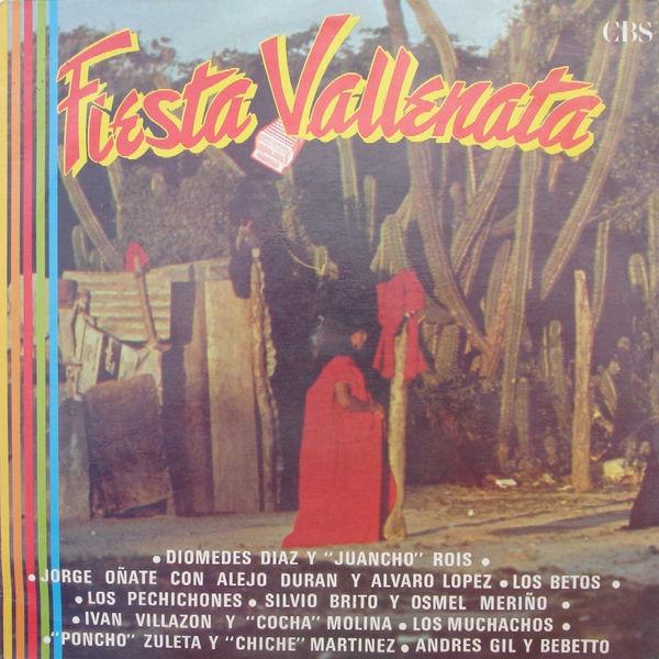 Fiesta Vallenata - Fiesta Vallenata vol. 15 1989