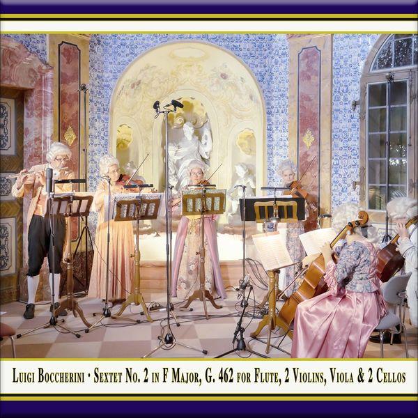 Quantz Collegium - Boccherini: Flute Sextet in F Major, Op. 16 No. 2, G. 462 (Live)