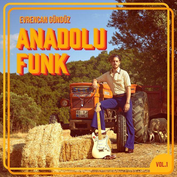 Evrencan Gündüz - Anadolu Funk, Vol. 1