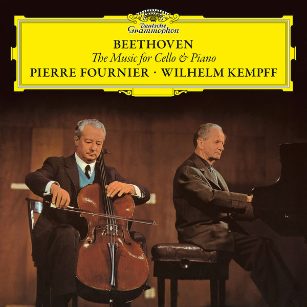 Pierre Fournier - Beethoven: Cello Works
