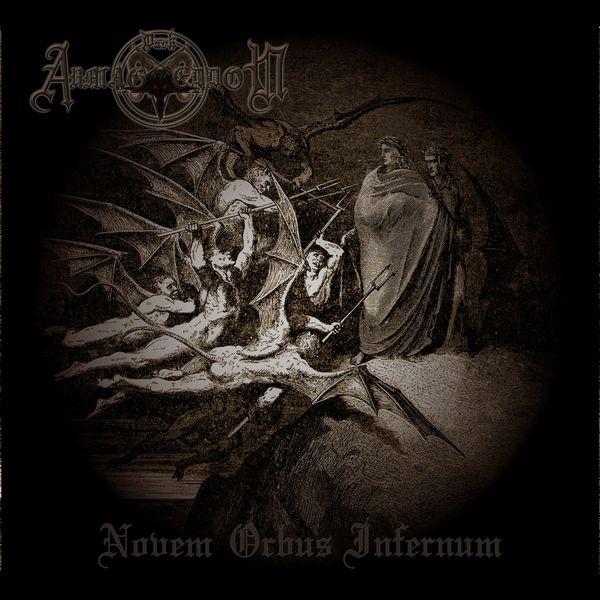 Dark Armageddon - Novem Orbus Infernum