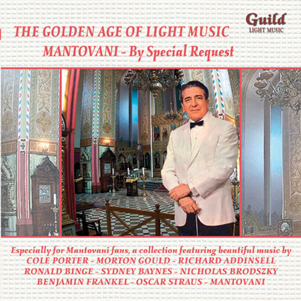 Mantovani Orchestra - 'The Golden Age of Light Music: Light Music Mantovani - By Special Request