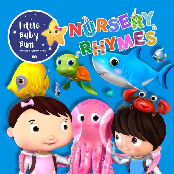 Little Baby Bum Nursery Rhyme Friends - Tropical Corals!