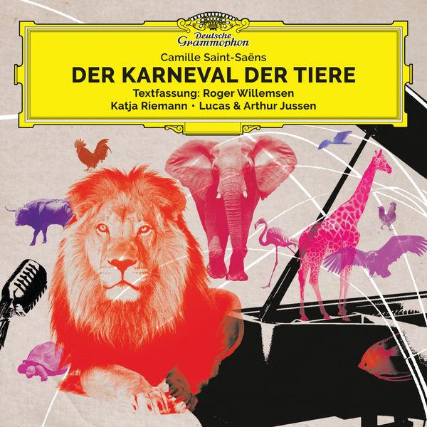Katja Riemann - Saint-Saens: Der Karneval der Tiere