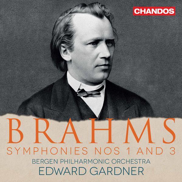 Bergen Philharmonic Orchestra - Brahms: Symphonies Nos. 1 & 3