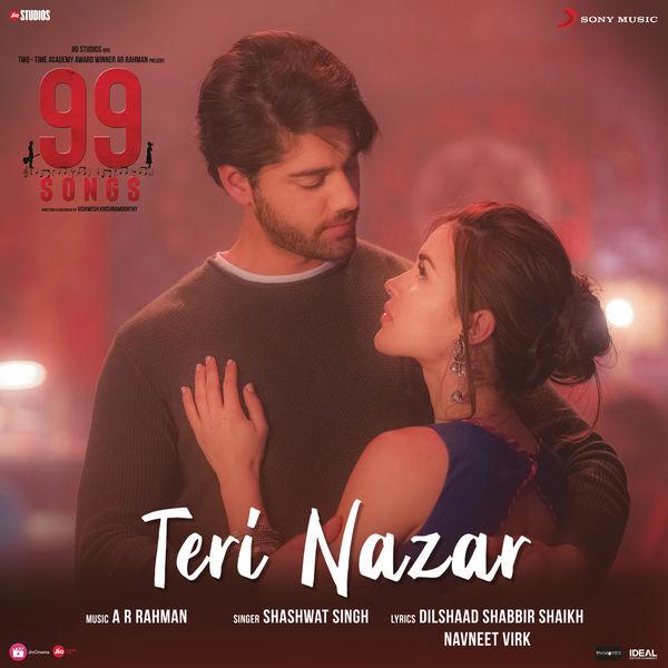 """A.R. Rahman - Teri Nazar (From """"99 Songs"""")"""