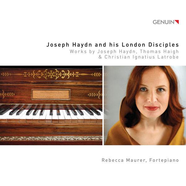 Rebecca Maurer - Joseph Haydn and His London Disciples