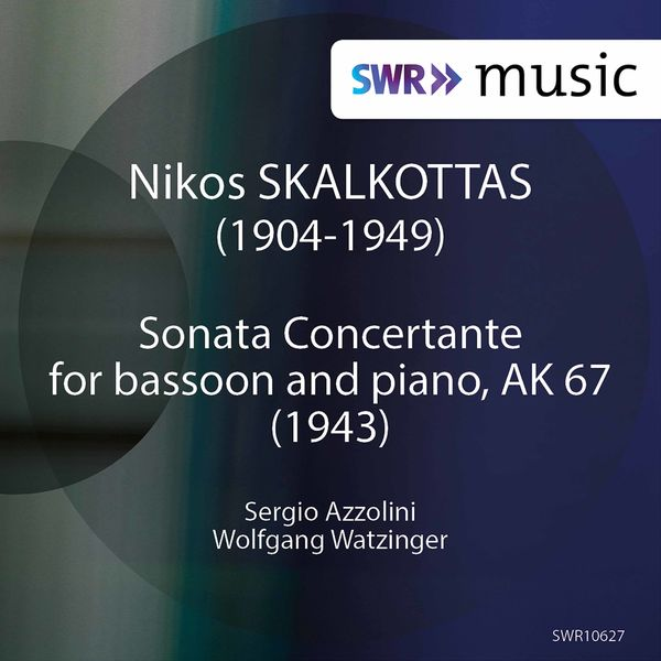 Sergio Azzolini - Skalkottas: Sonata concertante, AK 67