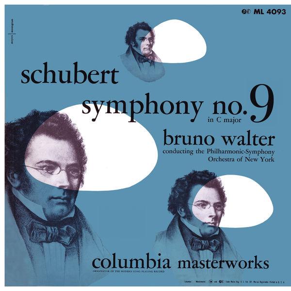 "Bruno Walter - Schubert: Symphony No. 9, D. 944 ""The Great"" & Brahms: Schicksalslied, Op. 54 (Remastered)"