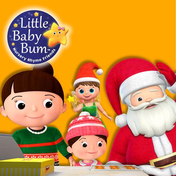 Little Baby Bum Kinderreim Freunde - Singt ein Lied zur Weihnacht