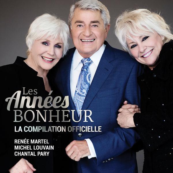 Renée Martel - Les années bonheur - La compilation officielle