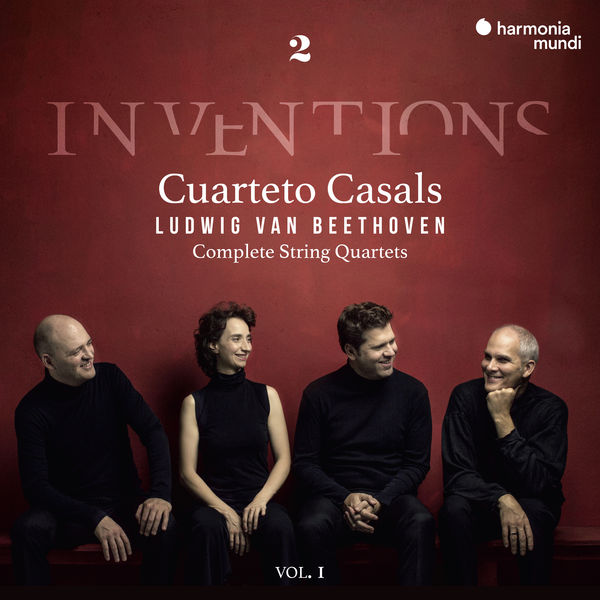 Cuarteto Casals - Beethoven: Inventions 2